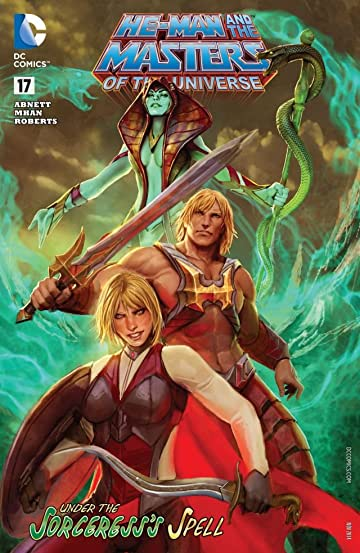 He-Man and the Masters of the Universe (2013-2014) #17