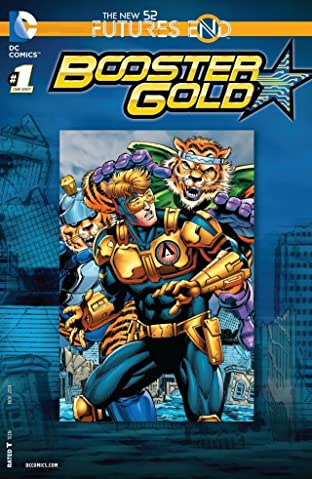 Booster Gold (2007-2011) #1: Futures End