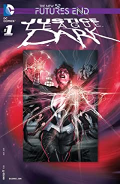 Justice League Dark (2011-2015) #1: Futures End