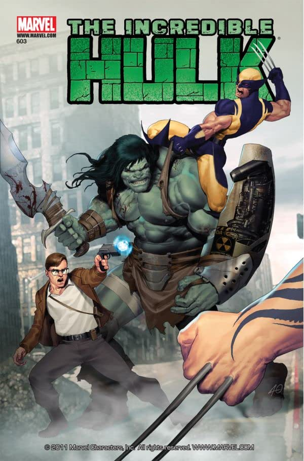 Incredible Hulk (2009-2011) #603