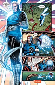 Red Lanterns (2011-2015) #1: Futures End
