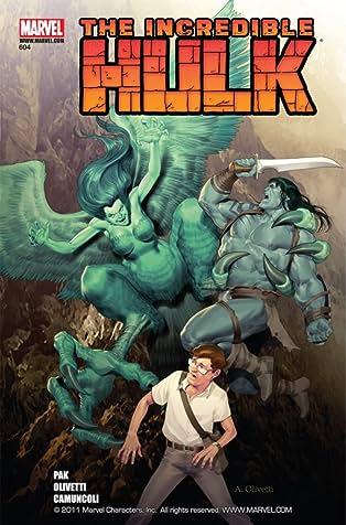 Incredible Hulk (2009-2011) #604