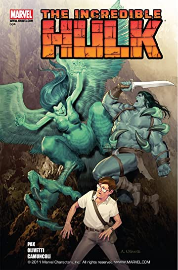 Incredible Hulk (2009-2011) #604