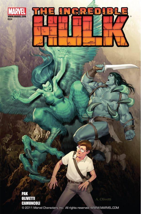 Incredible Hulk (1999-2008) #604