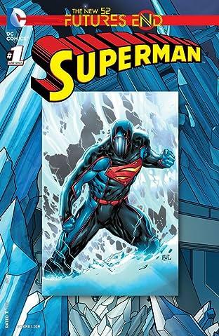 Superman (2011-2016) #1: Futures End