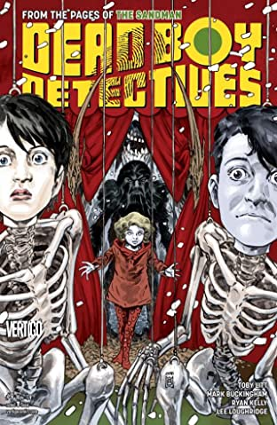 The Dead Boy Detectives (2014-) #9