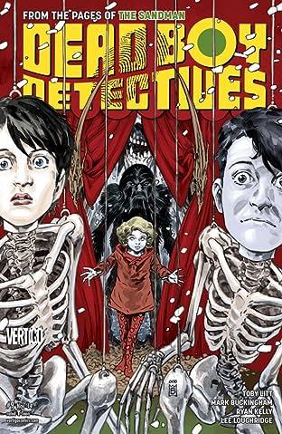 The Dead Boy Detectives (2014-) #9