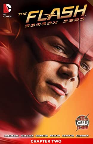 The Flash: Season Zero (2014-2015) No.2