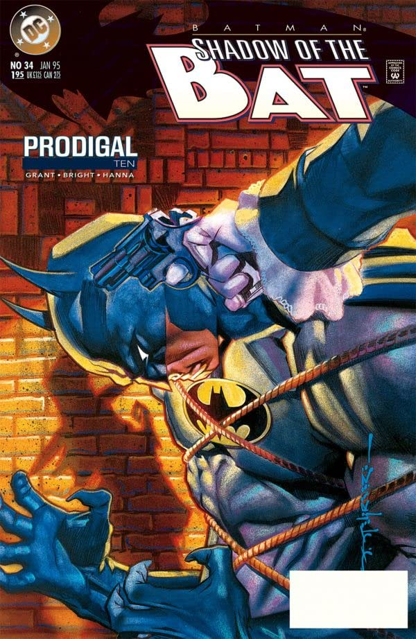 Batman: Shadow of the Bat #34