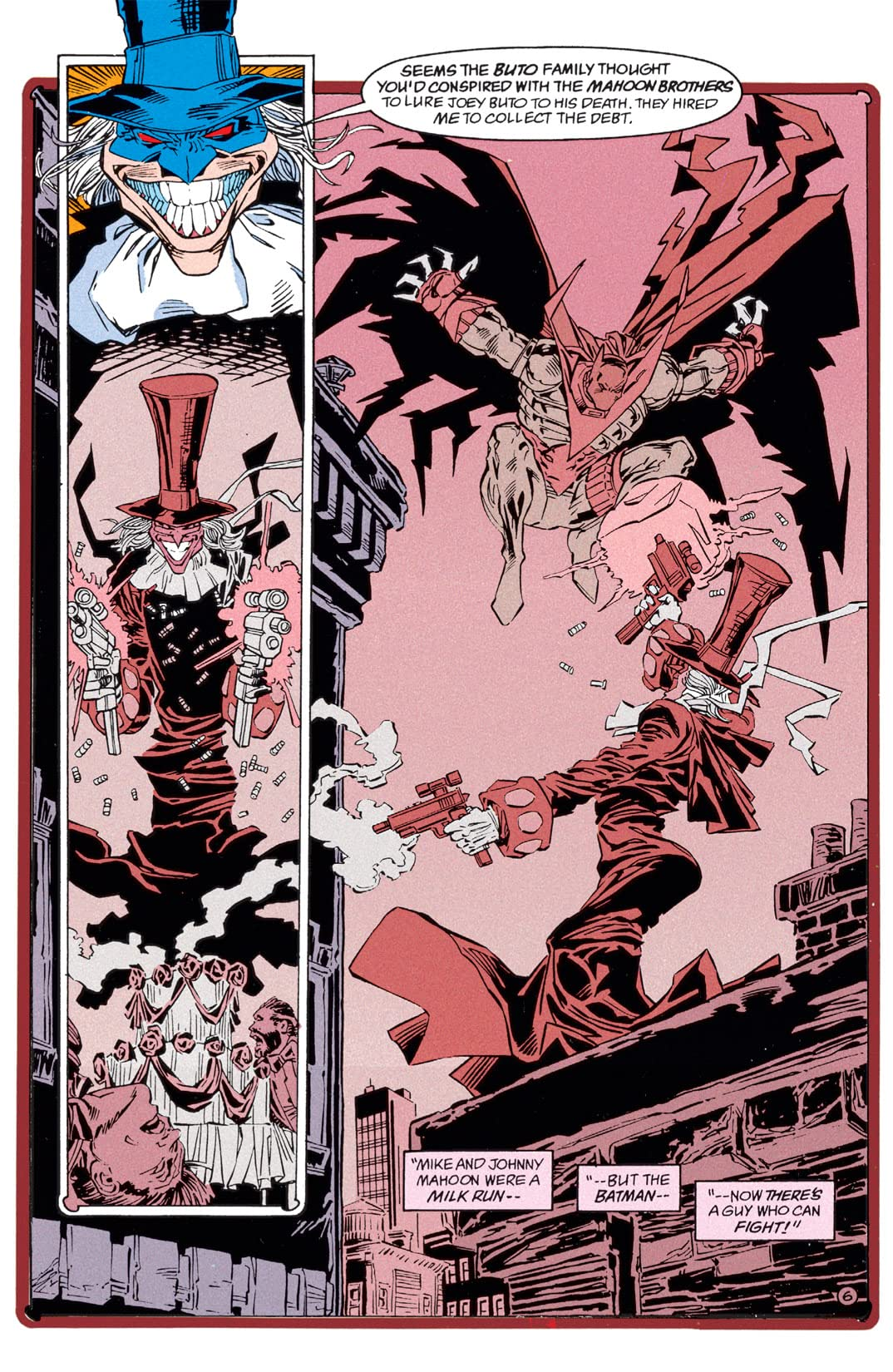 Batman: Shadow of the Bat #34