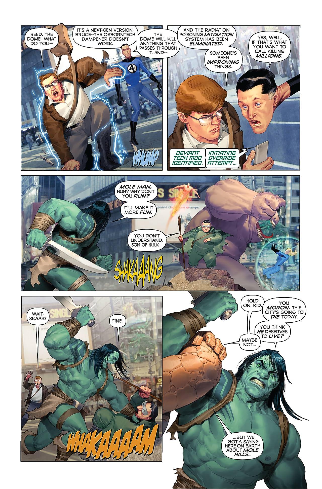 Incredible Hulk (2009-2011) #605