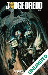 Judge Dredd Vol. 5