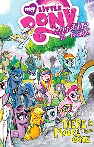 My Little Pony: Friendship Is Magic Vol. 5