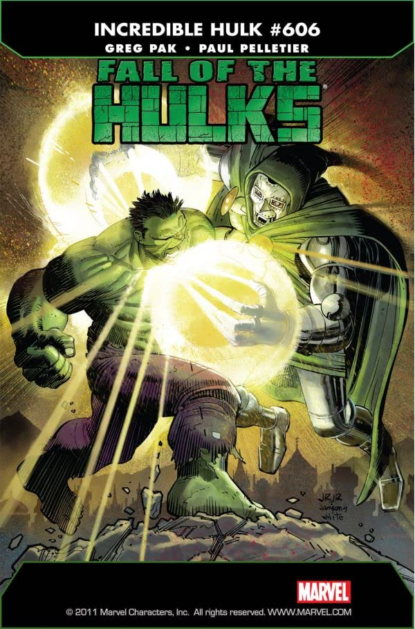 Incredible Hulk (2009-2011) #606