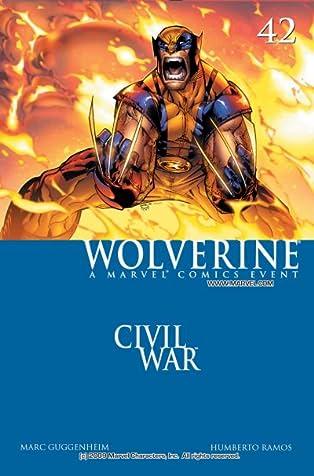 Wolverine (2003-2009) #42