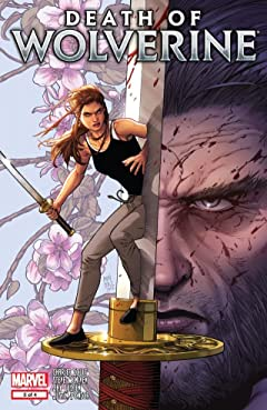 Death of Wolverine No.3 (sur 4)