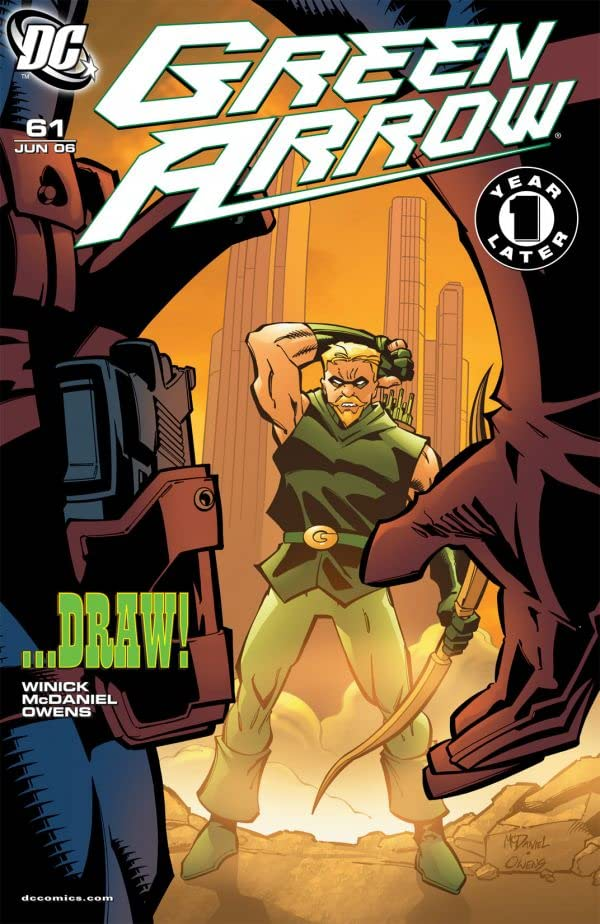 Green Arrow (2001-2007) #61