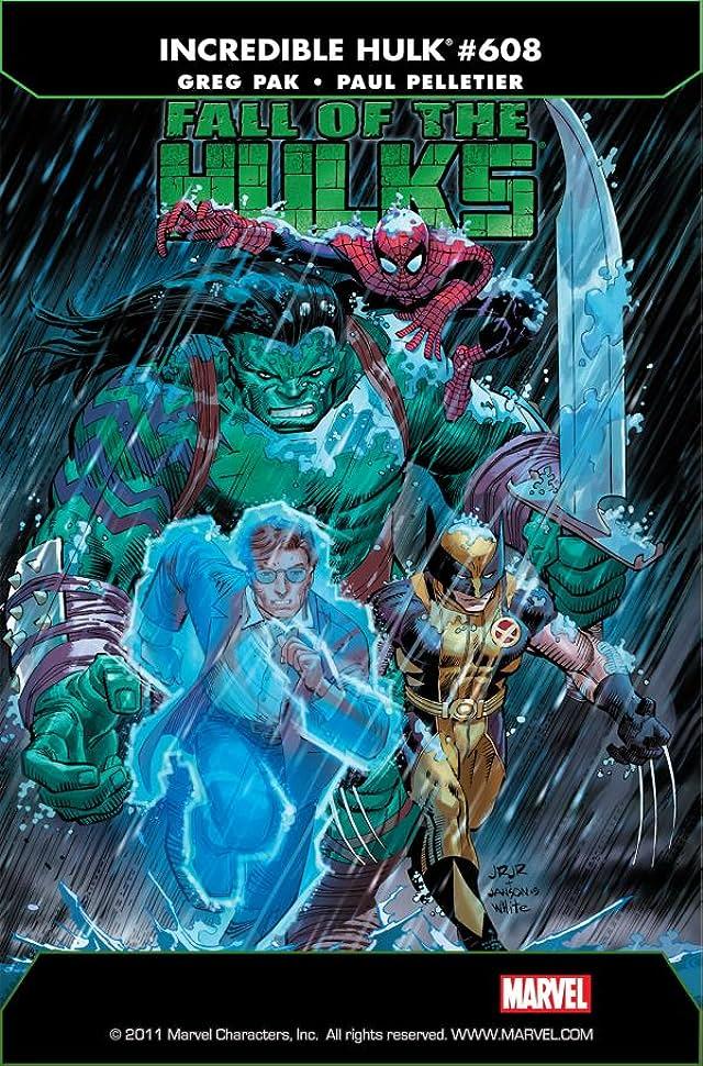 Incredible Hulk (1999-2008) #608