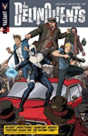 The Delinquents (2014) #2 (of 4): Digital Exclusives Edition