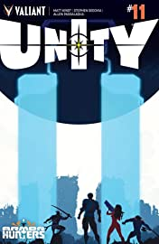 UNITY (2013- ) No.11: Digital Exclusives Edition