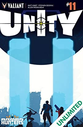 UNITY (2013- ) #11: Digital Exclusives Edition