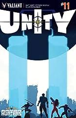 UNITY (2013- ) #11: Digital Exclusives Edition