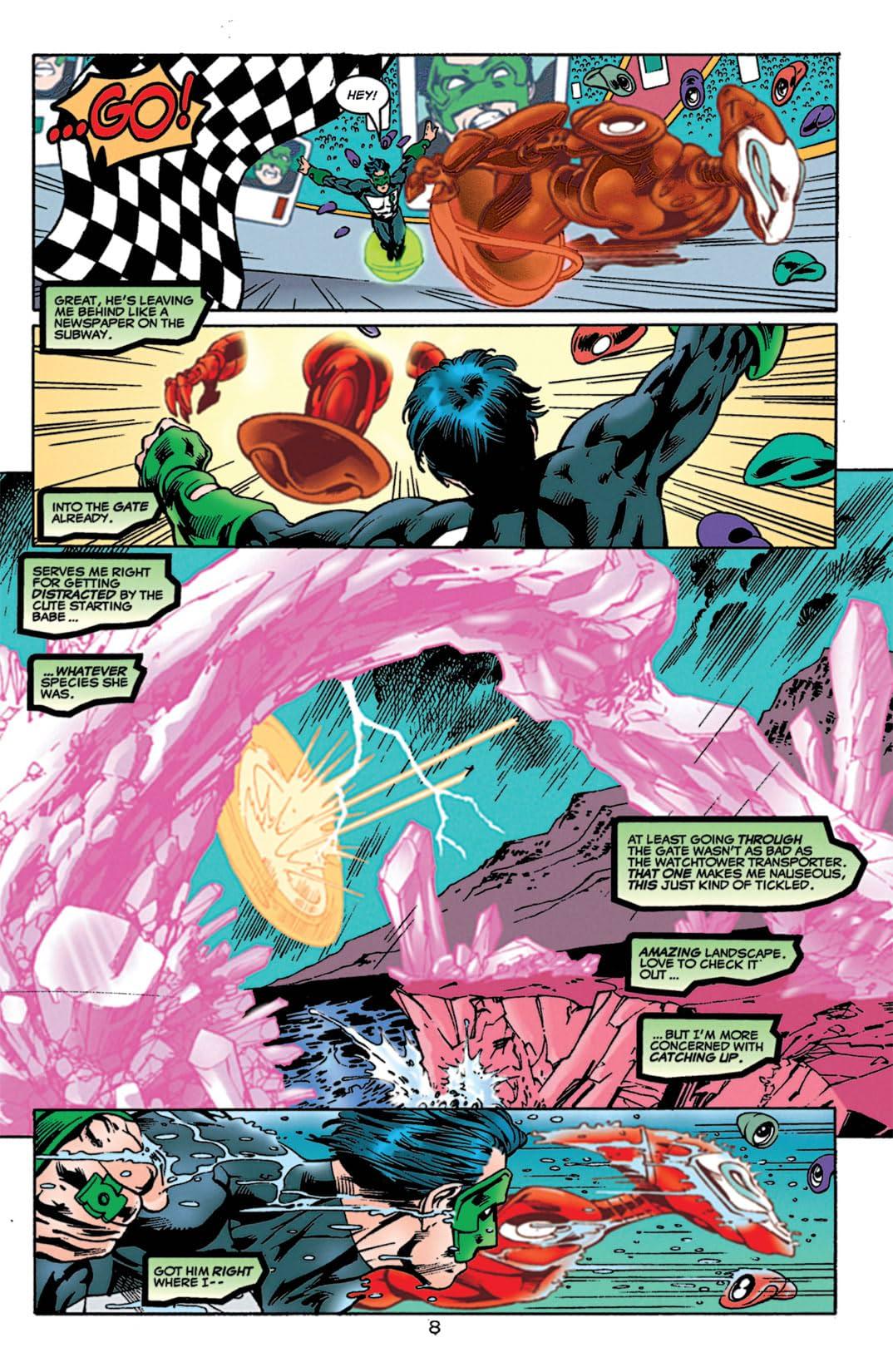 Green Lantern (1990-2004) #1000000