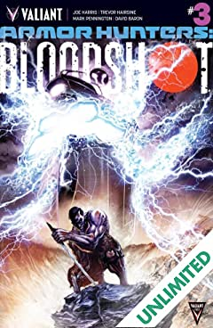 Armor Hunters: Bloodshot (2014) #3 (of 3): Digital Exclusives Edition