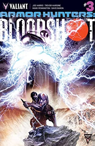Armor Hunters: Bloodshot (2014) No.3 (sur 3): Digital Exclusives Edition