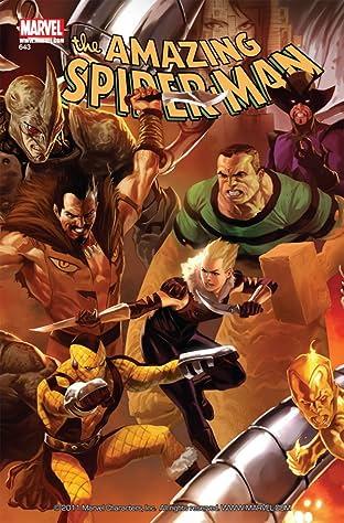 Amazing Spider-Man (1999-2013) #643