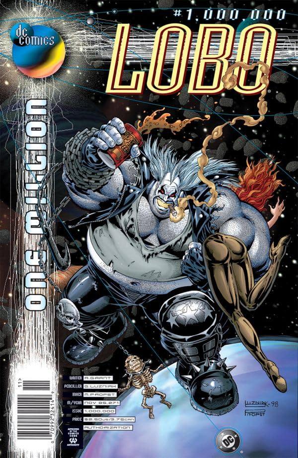 Lobo #1000000