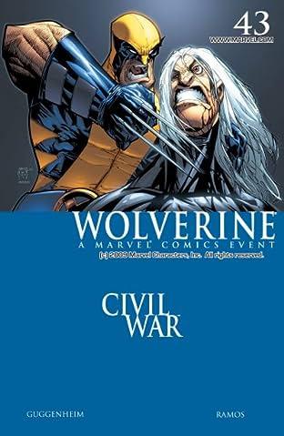 Wolverine (2003-2009) No.43