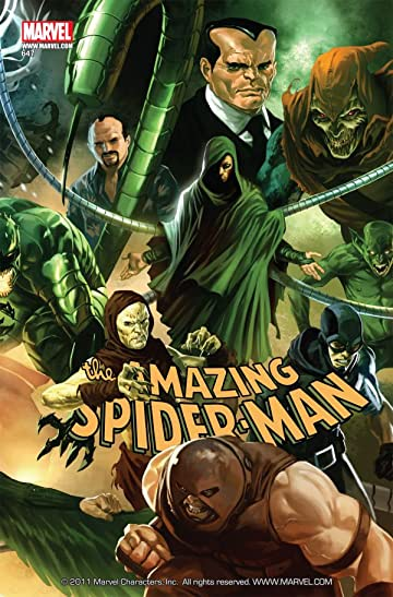 Amazing Spider-Man (1999-2013) #647