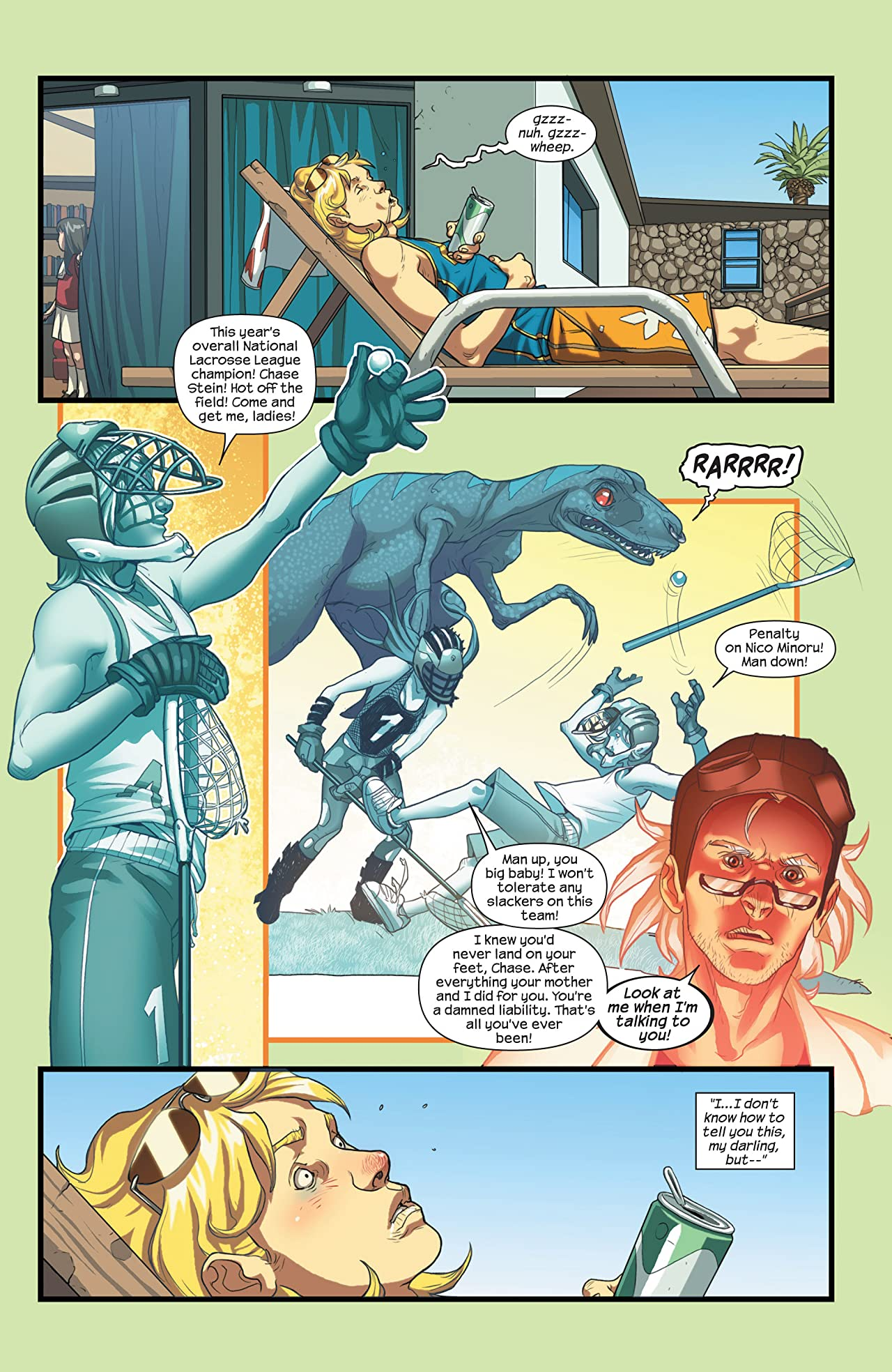 Runaways Vol. 11: Homeschooling