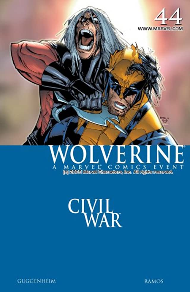 Wolverine (2003-2009) #44