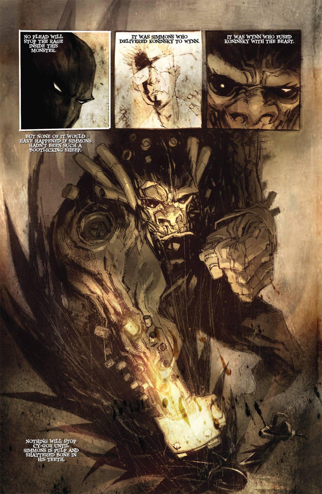 Hellspawn #10