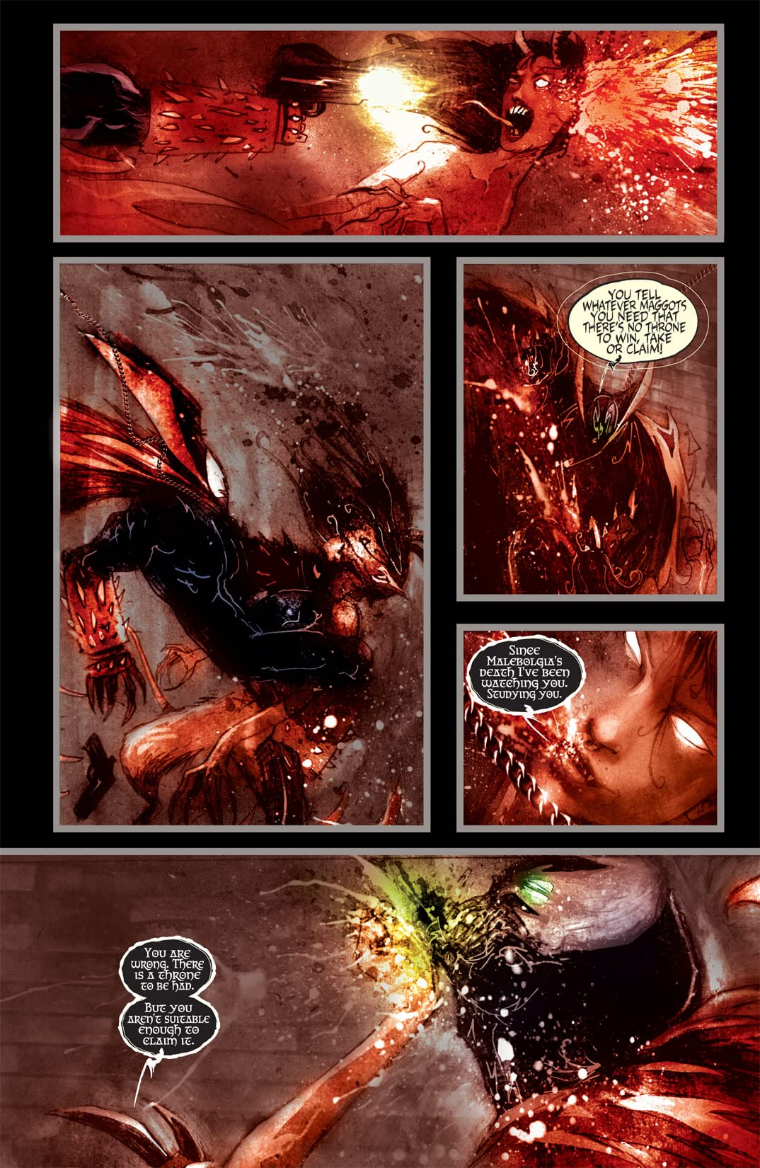 Hellspawn #13