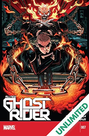 All-New Ghost Rider (2014-2015) #7