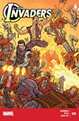 All-New Invaders (2014-) #10