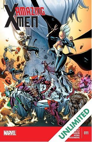 Amazing X-Men (2013-2015) #11