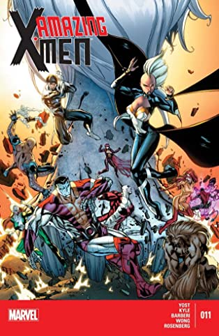 Amazing X-Men (2013-) #11