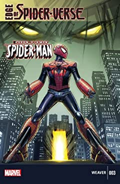 Edge of Spider-Verse #3 (of 5)