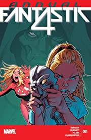 Fantastic Four (2014-2015) Annual #1