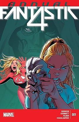 Fantastic Four (2014-2015) Annual #1