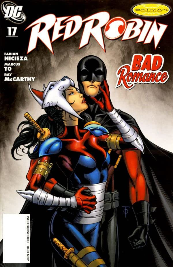 Red Robin #17