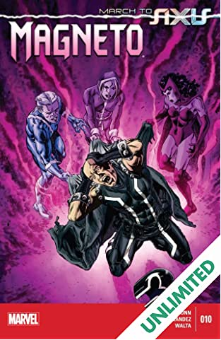 Magneto (2014-2015) #10