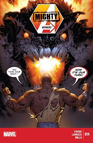 Mighty Avengers (2013-) #14