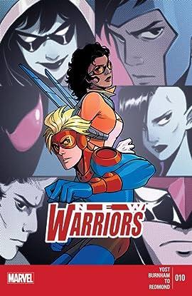 New Warriors (2014) #10