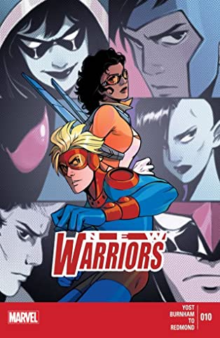 New Warriors (2014-) #10