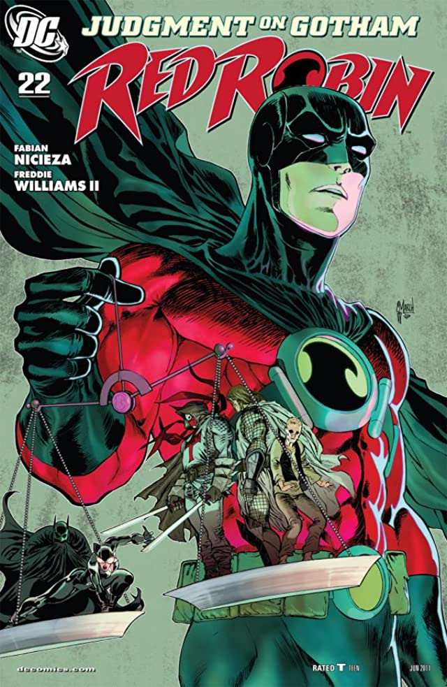 Red Robin #22